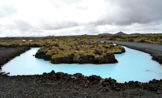 Iceland hot spring 2012