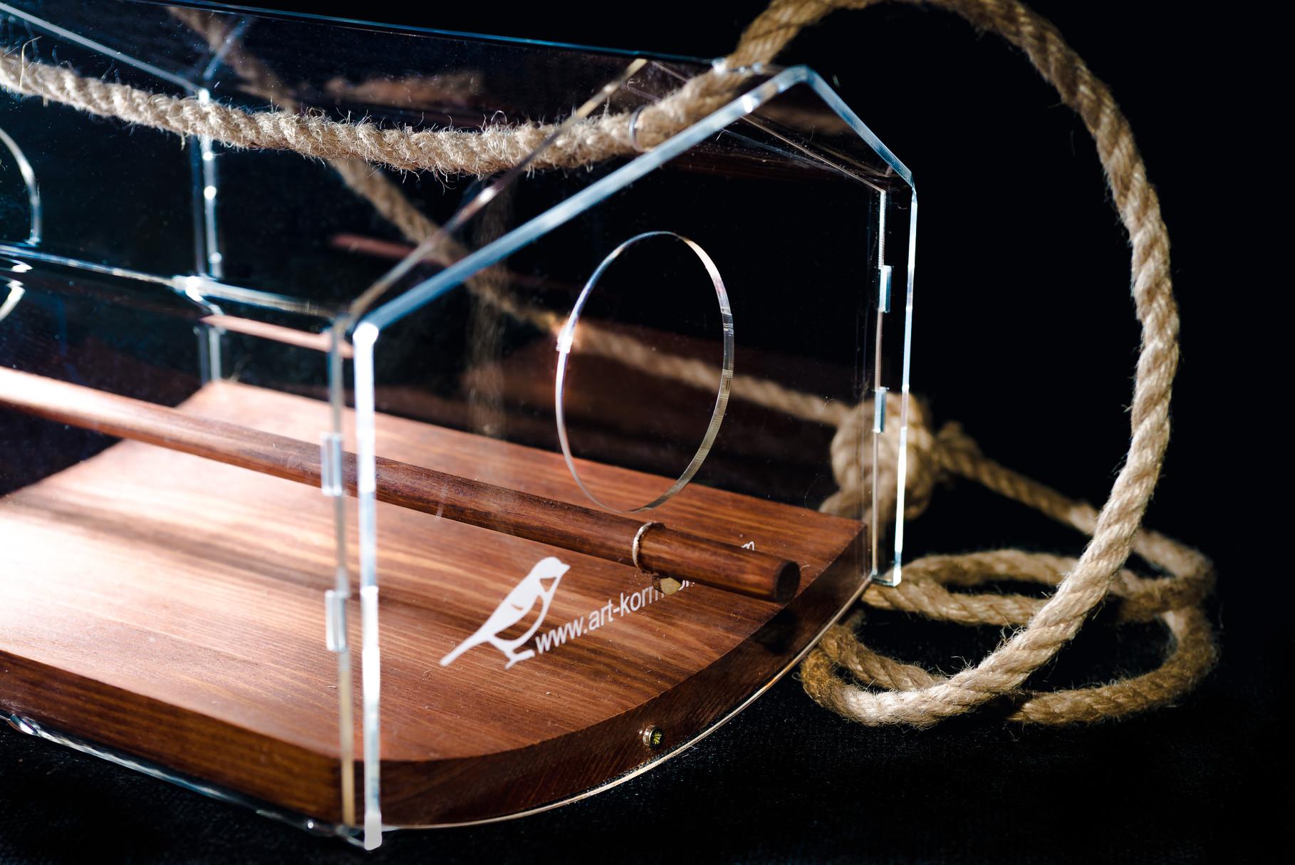 Дизайнерская кормушка для птиц Ковчег Терем