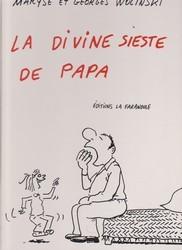 La divine sieste de Papa
