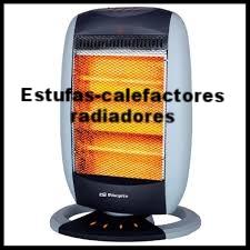 Estufas-Calefactores-Radiadores