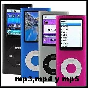 MP3-MP4-MP5