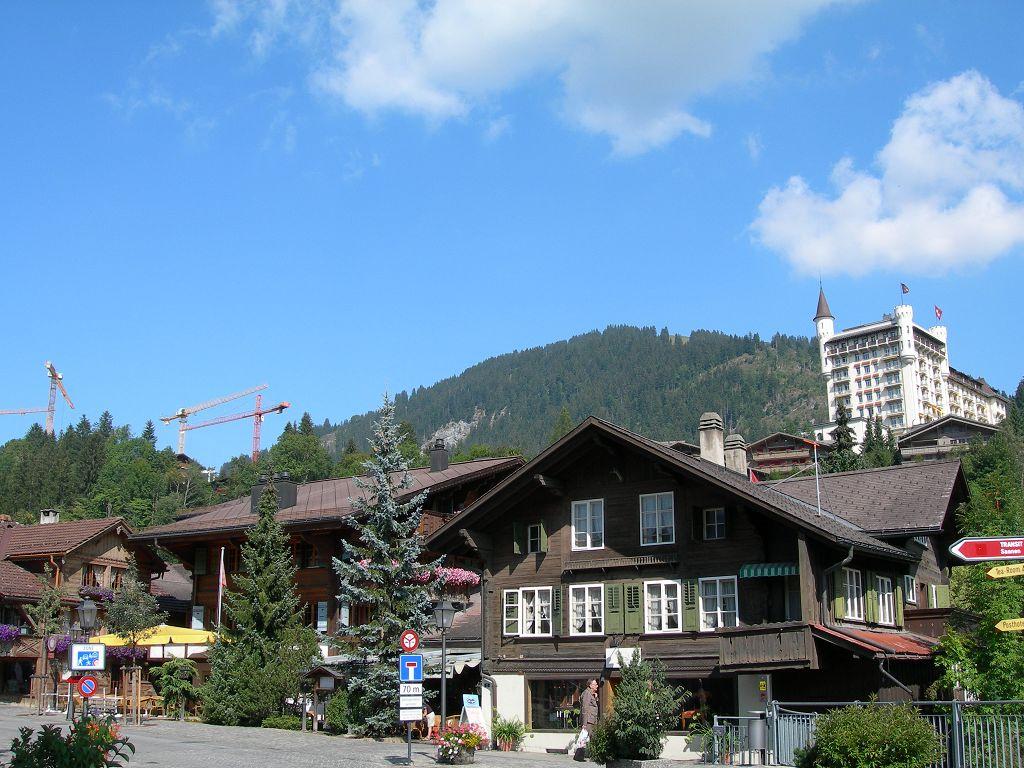 Dorf Gstaad