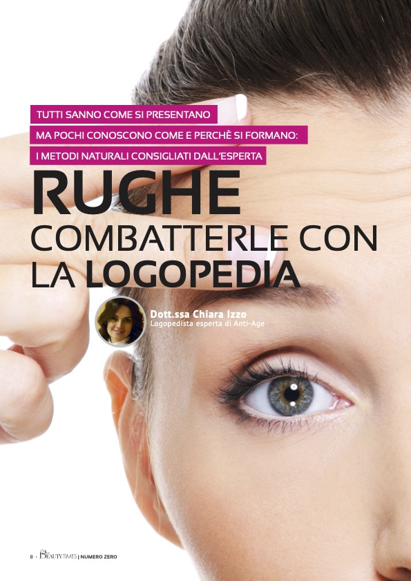 RUGHE COMBATTERLE CON LA LOGOPEDIA - dr.ssa CHIARA IZZO