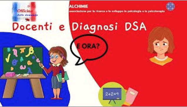DSA:I NOSTRI CONSIGLI PER I DOCENTI - Alchimie DSA