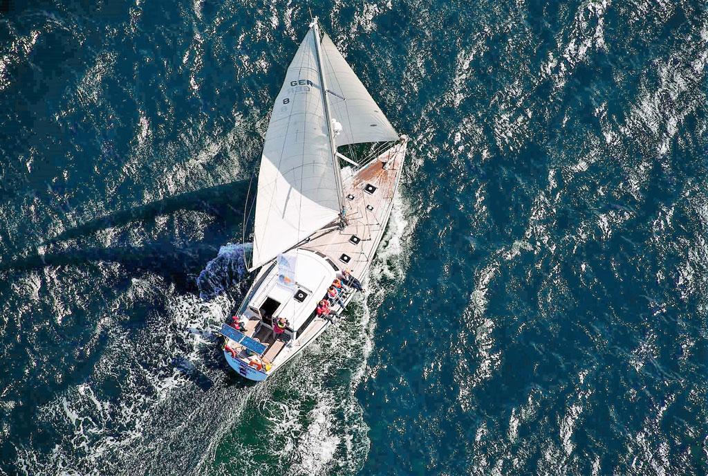 Blauwasser Segeln mit SY Dynamique 50