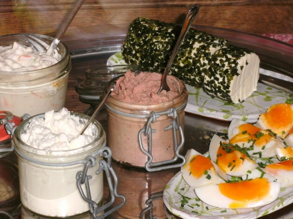 """""""Guten Morgen""""Frühstücksbuffet"""