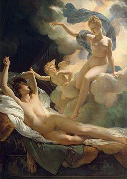 """P.-N. Guérin, """"Morfeo e Iris"""" (1811)"""