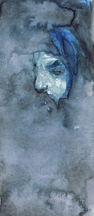 Dipinto di Vittorio Bustaffa
