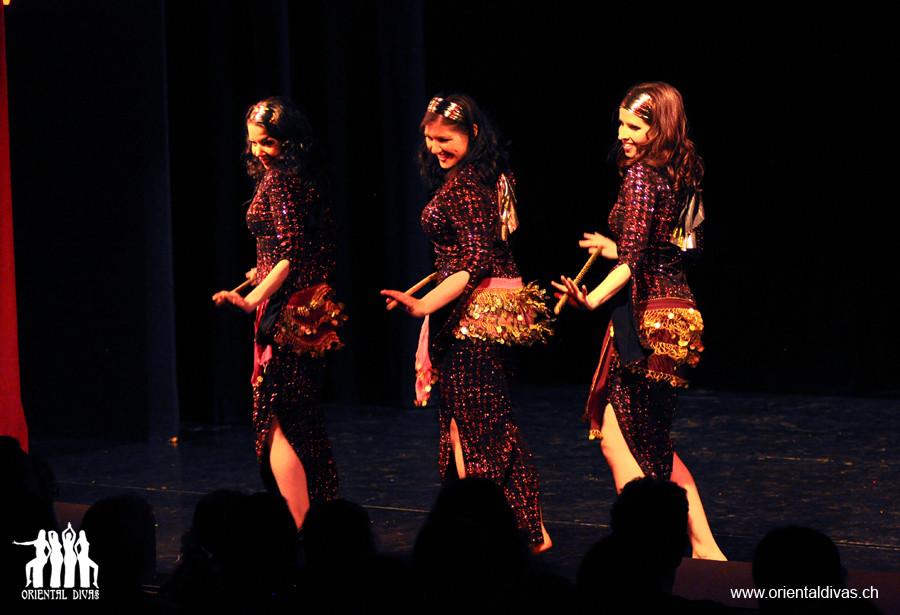 Oriental Divas - Show Rêve d'Orient 2013