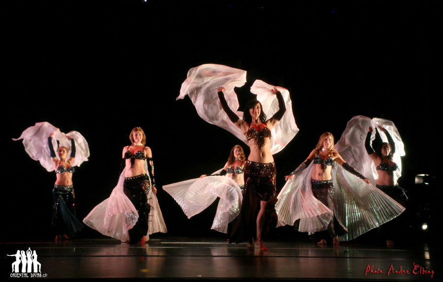 Oriental Divas - Raks Mozart an der Esquisse d'Orient 2010