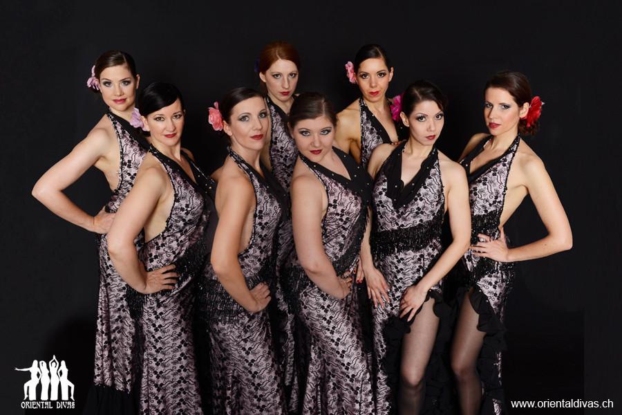Oriental Divas 2013