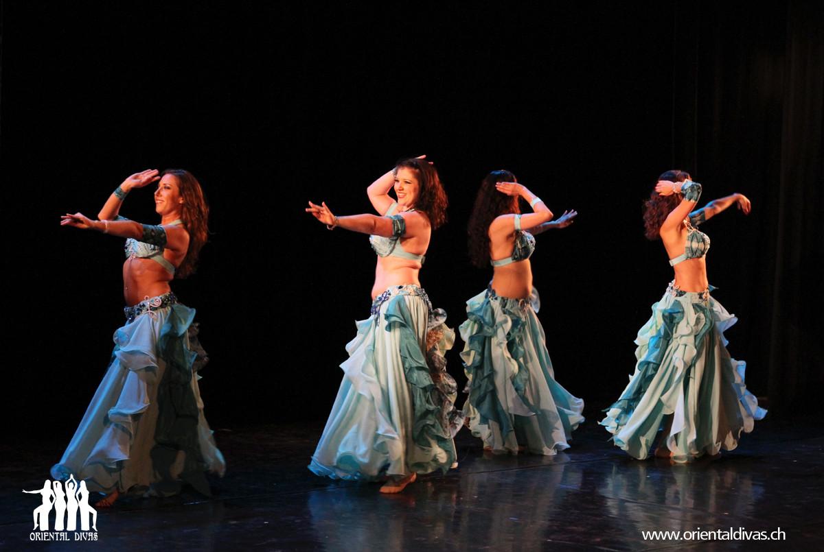 Oriental Divas - Show Rêve d'Orient 2015