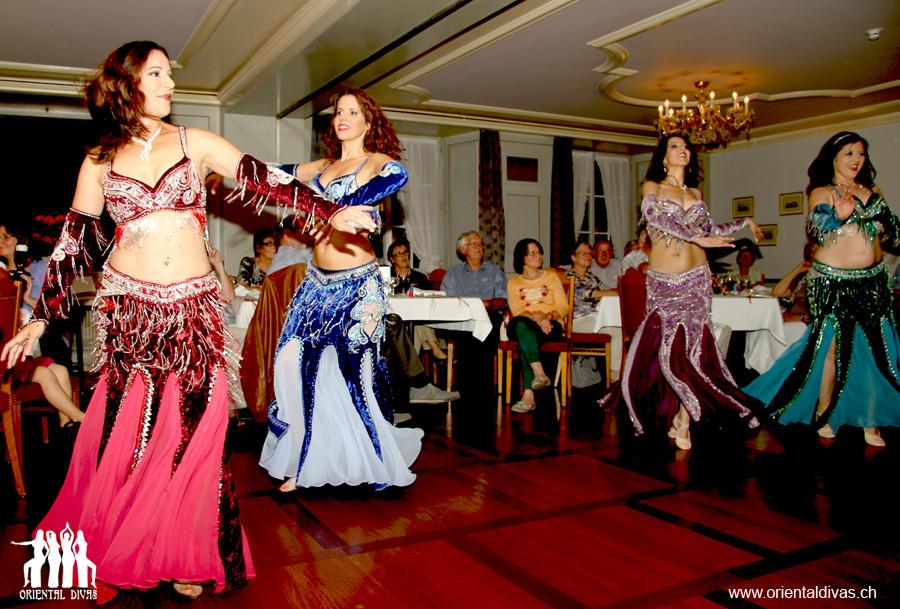 Oriental Divas - Auftritt an einem Geburtstagsfest 2013