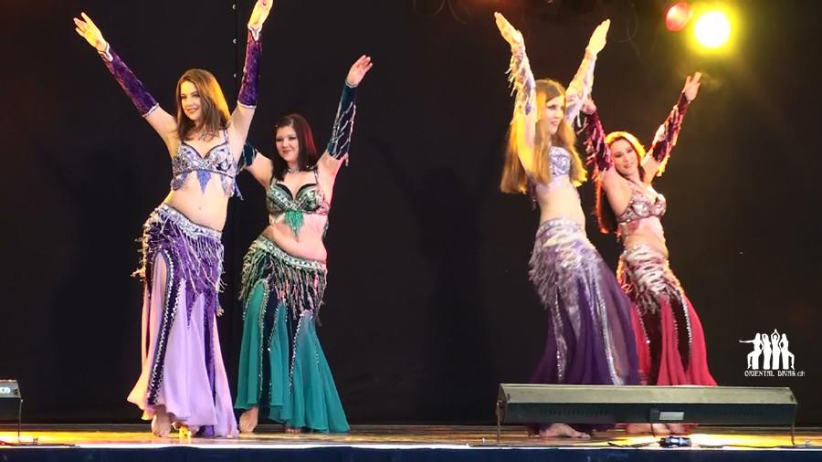 Oriental Divas - Trommelsolo an der Oriswiss 2008