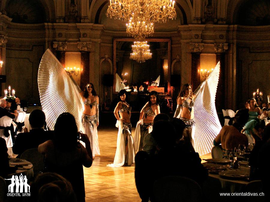 Oriental Divas - Raks Mozart im Hotel Viktoria Jungfrau Interlaken