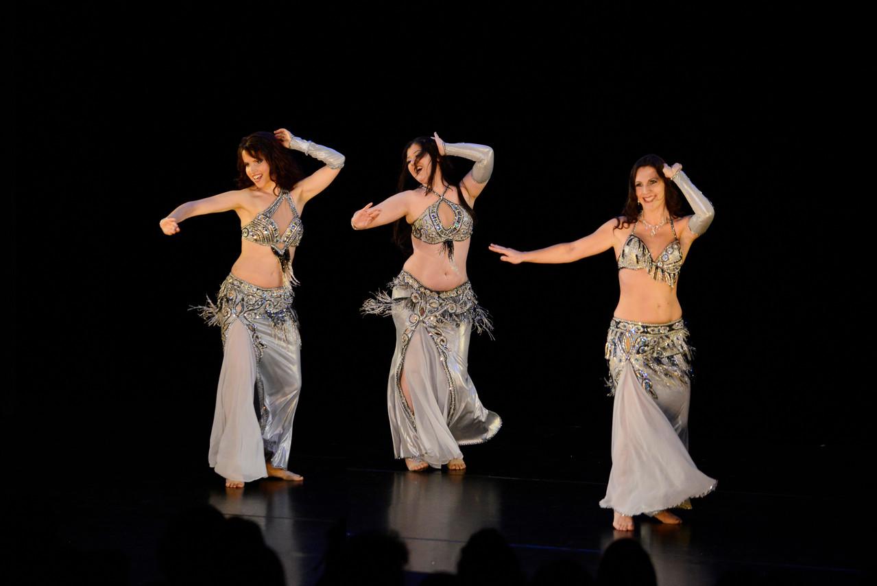 Oriental Divas - Raqs Sharqi  - Club Bellydance 2012
