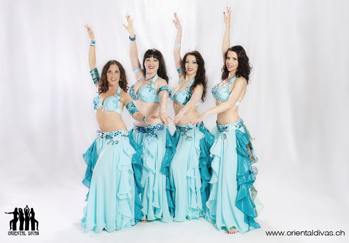 Oriental Divas 2015