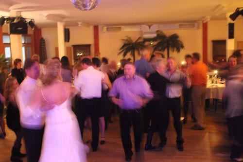 Hochzeit einer meiner besten Kollegen in Eckernförde
