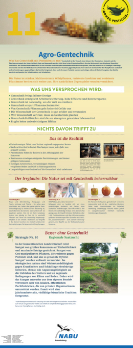 11 Agro-Gentechnik