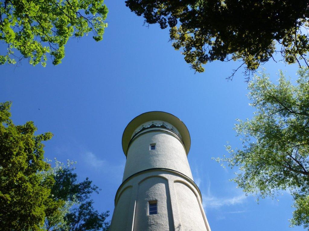 Engelbergturm von nahe