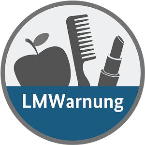 Logo des Twitter-Accounts @LMWarnung Quelle: Wiese / BVL
