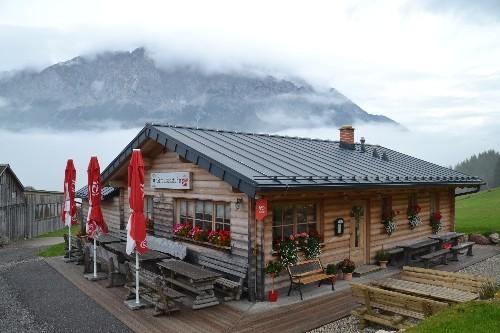 Besuch des Straussenhof in Niederöblarn!