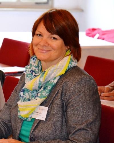 Die neue Leiterin der Lebensmittelaufsicht des Landes OÖ., Fr. Ing. Regina Schnaitter