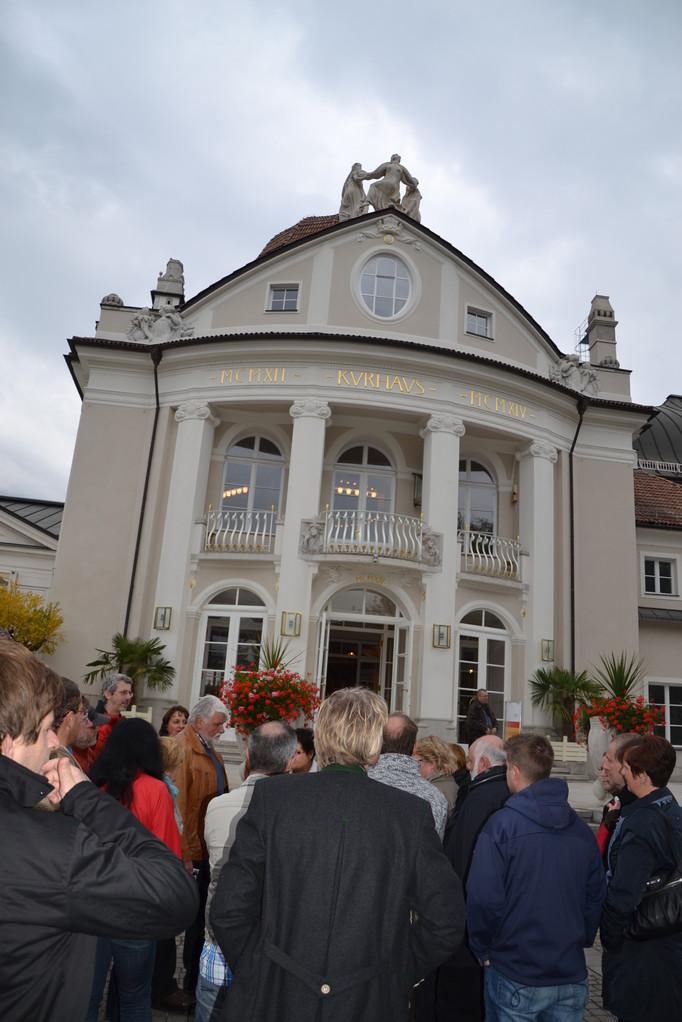 Kurhaus von Meran.