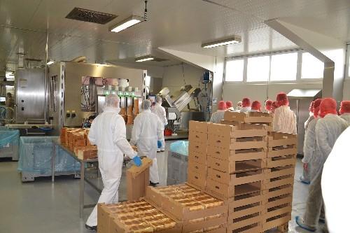 Toastproduktion