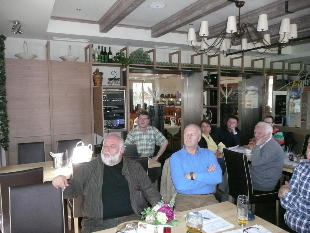 Jahresrückblicke präsentiert von Koll. Kapun  Magistrat Linz