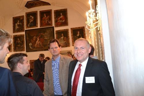 Vereinsobmann Koll. Wimmesberger