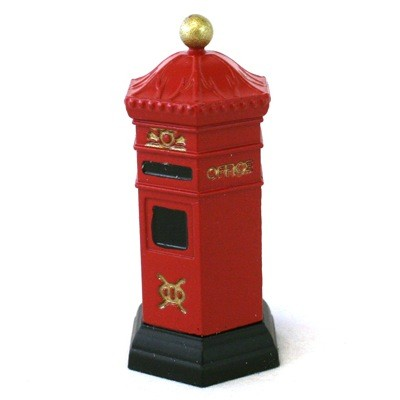 #58050-English post box