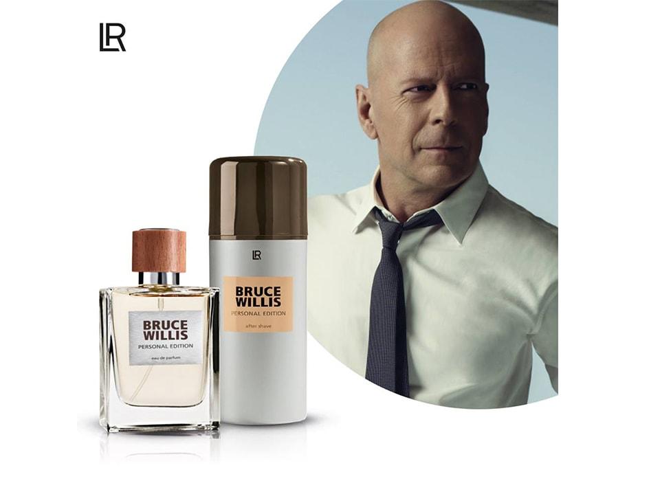 parfums homme, parfum bruce willis, guido maria kretschmer, jungle man, parfums haut de gamme, meilleur parfum pour homme