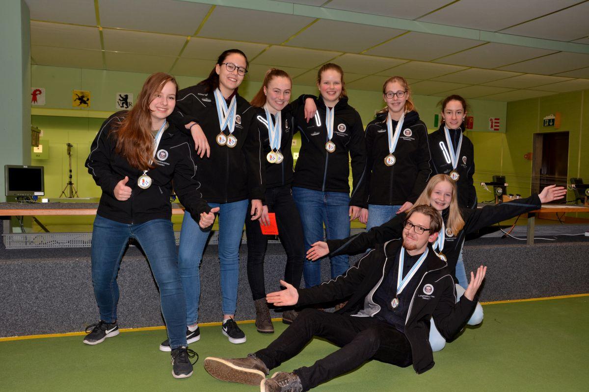 Alle Nidwaldner Medailliengewinnerinnen und Gewinner (bis U21)