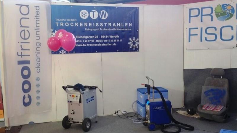 Messestand Bauen & Wohnen 2013
