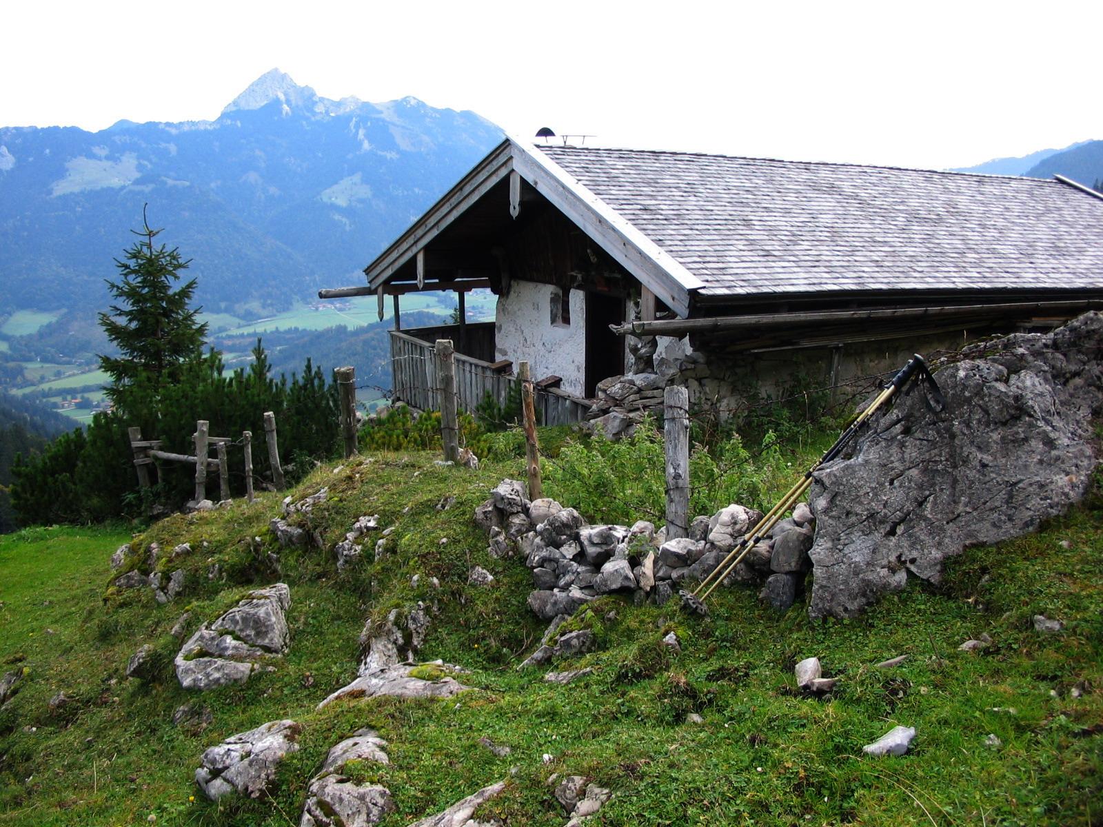 Gruberhof Fischbachau - Auf der Geitauer Alm gibt´s an guten Käse