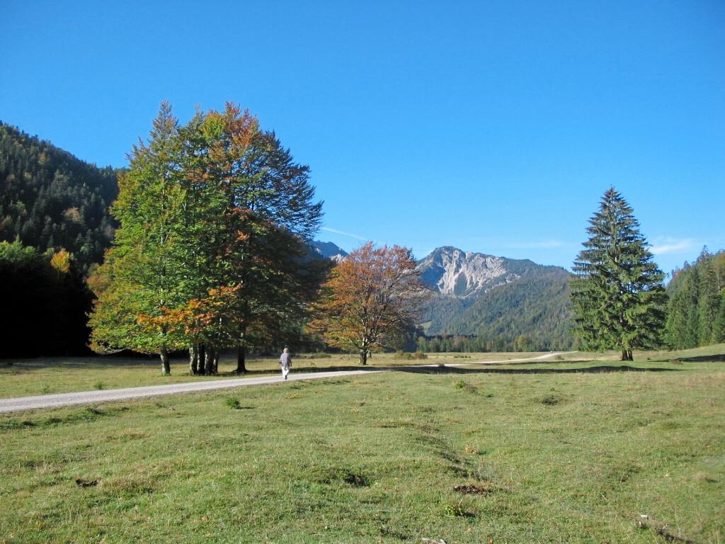Gruberhof Fischbachau - Kloaaschautal im Herbst