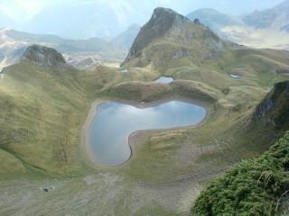 Les lacs du Montagnon d'Iseye