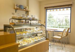 ▲キッシュと焼き菓子の店「quiche quiche」店内