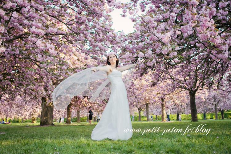 Photographe mariage petit peton