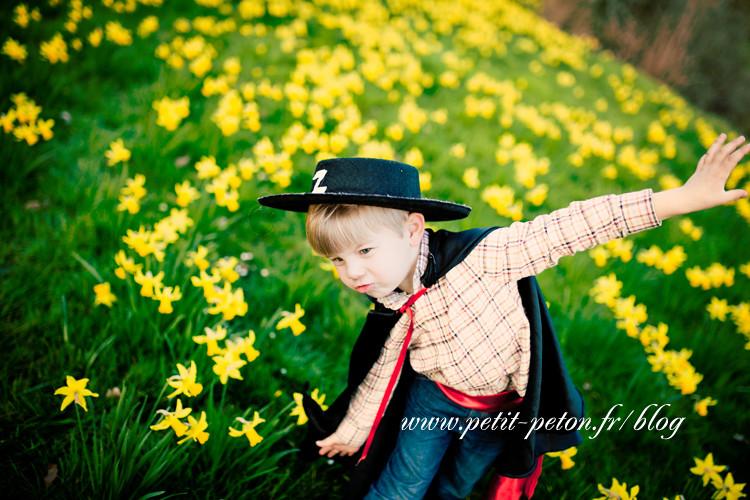 Photographe enfant petit peton
