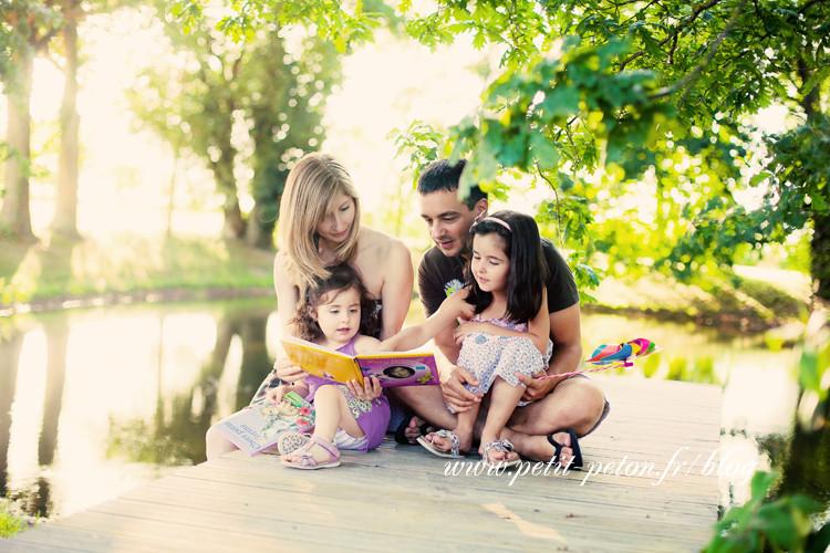 Photographe enfant famille petit peton
