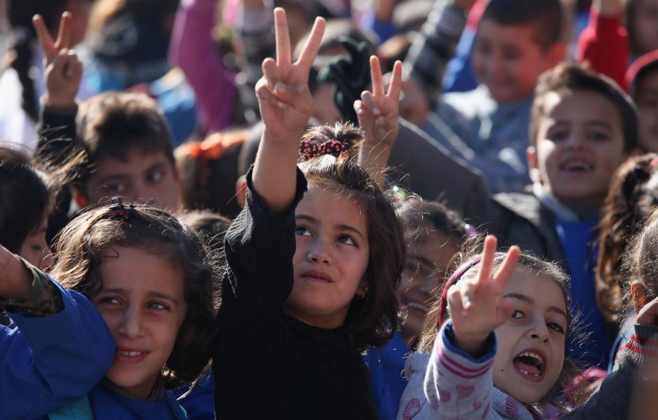 Ticino e Kobane, la scuola che unisce