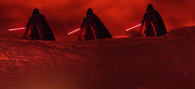 Darth Vader sieht sich doppelt... (Bildquelle: Antonio Maria Da Silva)
