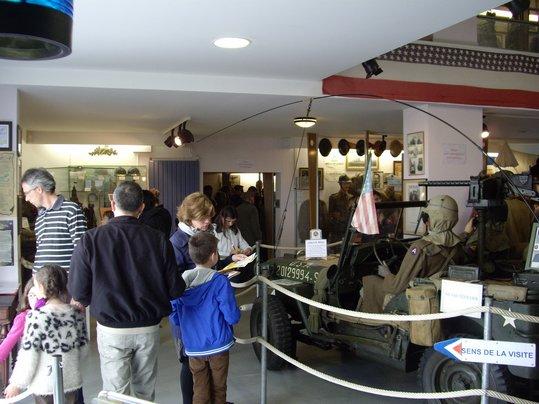 Musée de la seconde Guerre Mondiale - Roger Bellon
