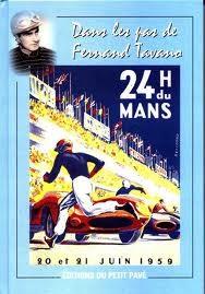 Affiche des 24h du Mans 1959
