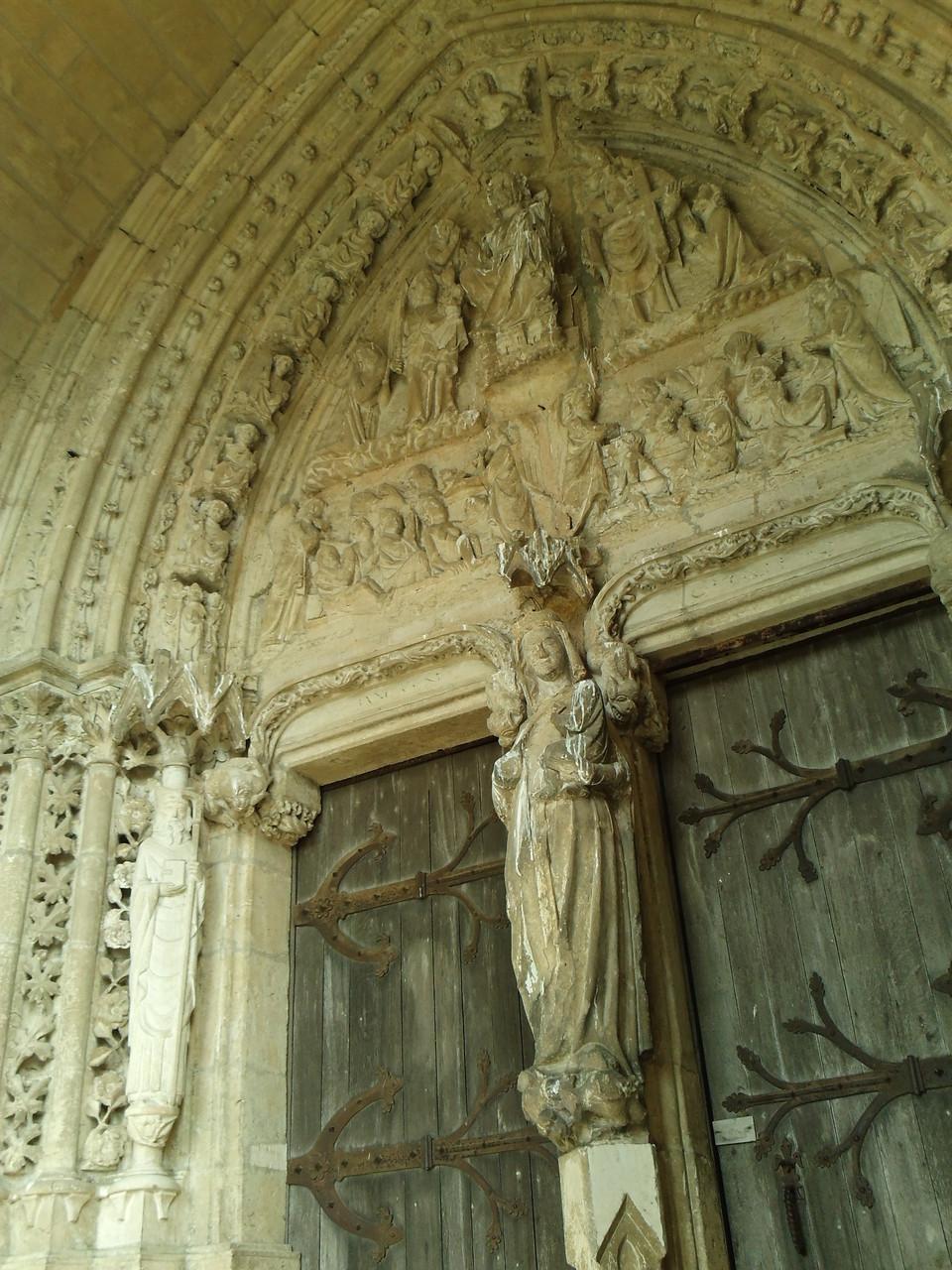 Collégiale Notre Dame à Sillé le Guillaume © Office de Tourisme de Sillé le Guillaume