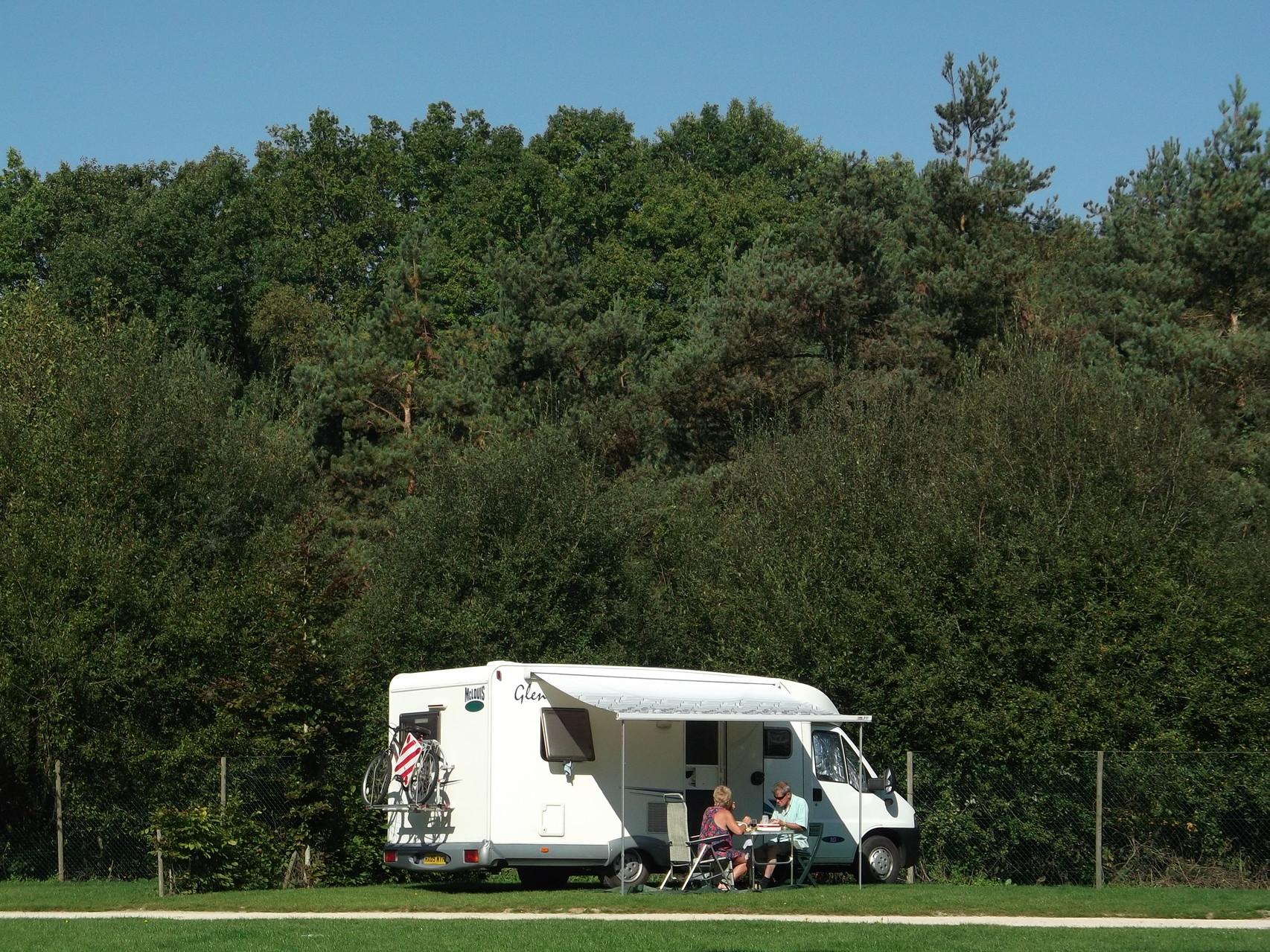 Camping-car - Sillé le Guillaume
