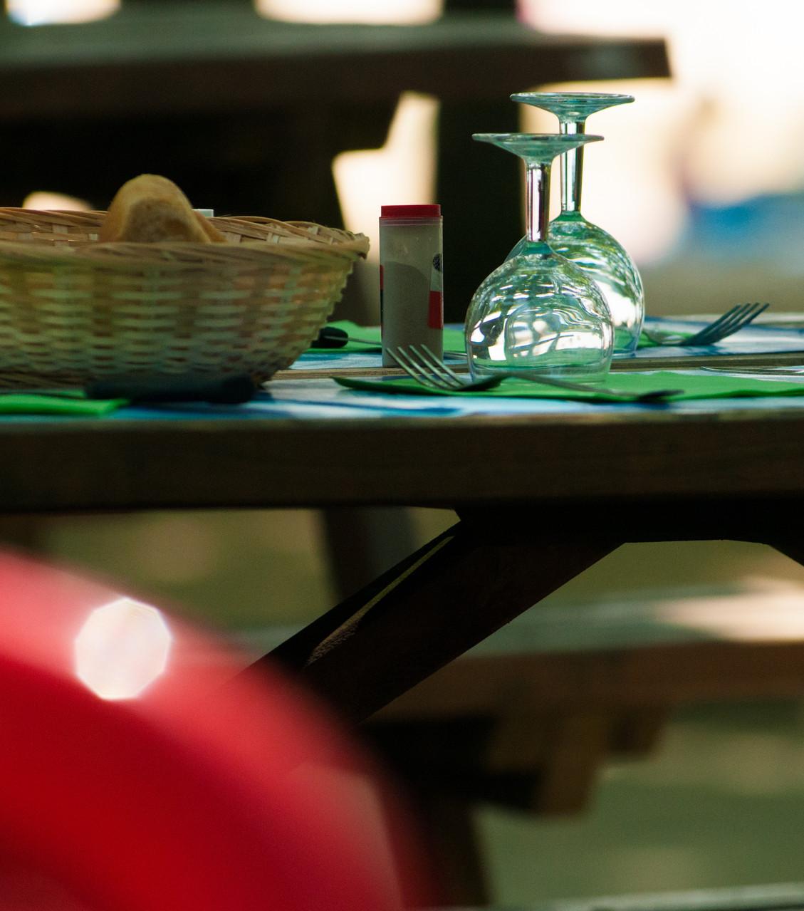 Restaurant à Sillé Plage © Stevan Lira