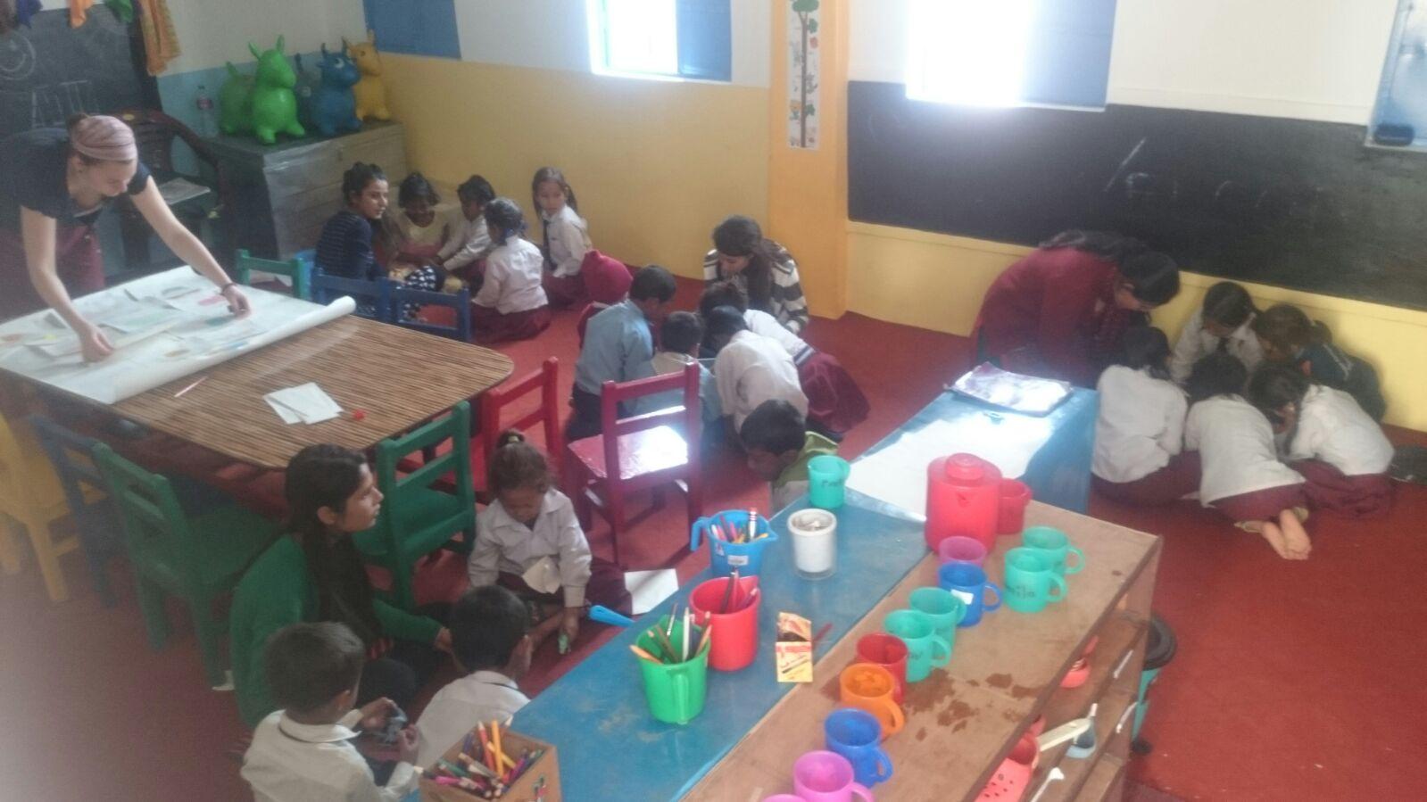 Der Kindergarten im Betrieb